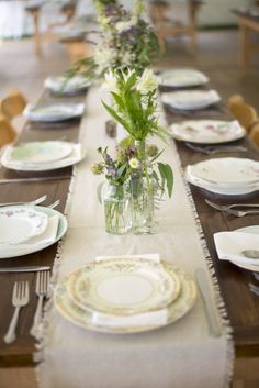 DIY Rustic Wedding in Upstate New York by YM Photography - Melissa Hearts Weddings