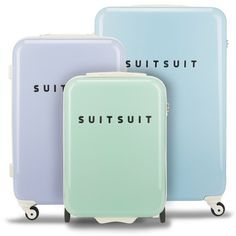 SUITSUIT Fabulous Fifties - Kofferset  -  Multi