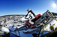 It's time to get wings. #redbull #epic #snowmobile  http://win.gs/104PCVS