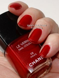 Chanel Pirate 08 swatches