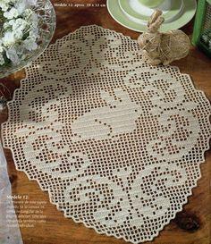 """""""SPEAKING OF CROCHET"""": EASTER BUNNY Crochet"""