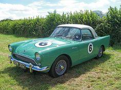 1960's Sunbeam Alpine - British sports car