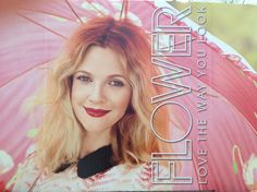Drew Barrymore Flower Beauty Cosmetics at Walmart found my HG RED LIPSTICK from her line! Even though I detest Walmart