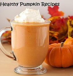 Kaila's Place| Healthy Pumpkin Recipes