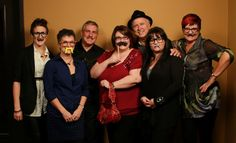 """""""Moustaschio Baschio"""", Funraiser put on by the Lamoureux Home Team, raising funds for Movember - Prostate Cancer!"""