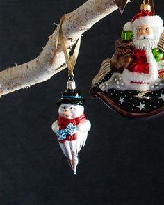 2014 Winter Frost Snowman Ornament | Balsam Hill Une sélection de la rédaction de www.source-a-id.com.