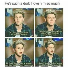 Things only Niall Horan can say 😂 One Direction Humor, One Direction Pictures, One Direction Memes, I Love One Direction, Harry Styles, Following Directions Activities, Song Lyrics Art, 5sos Lyrics, Tarot