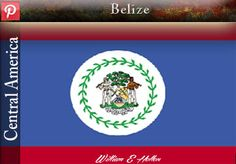 Belize is a country on the eastern coast of Central America. It is the only country in Central America whose official language is English, though Belizean Creole and Spanish are also commonly spoken. Belize is bordered on the north by Mexico, on the south and west by Guatemala, and on the east by the Caribbean Sea. Its mainland is about 290 km long and 110 km wide