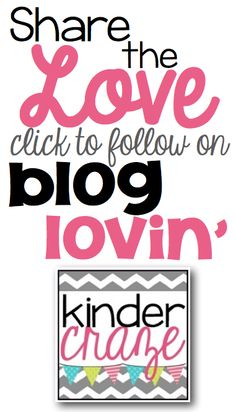 follow Kinder-Craze on Bloglovin'