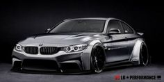2014 BMW 4-Series Coupe by Liberty Walk