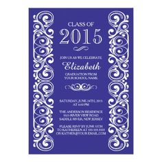 24 best graduation invitations images on pinterest in 2018