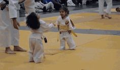 "giflounge: ""Cutest fight ever…"""