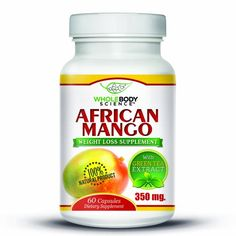 """Amazon Deal Alert! Save an additional 70% Off with Coupon Code """"AFRMAN70"""" African Mango PLUS Green Tea Extract * Natural Dietary Supplement to Burn Belly Fat for Weight Control - by Whole Body Science - 350mg, 60 Caps, 1 per Day ** Fresh Premium Quality Fruit Extract Made in USA ++ 100% Money Back Guarantee! Whole Body Science http://www.amazon.com/dp/B00HGXHIX6/ref=cm_sw_r_pi_dp_GFoOtb1Z4FDG8NGF"""