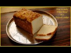This video explains how to bake a basic bread at home in a pressure cooker on a stove top. Best alternative for Oven Baking. Power Pressure Cooker, Pressure Cooking, Bread Recipes, Baking Recipes, Cinnamon Raisin Bread, Oven Cooker, White Bread, Gluten Free Baking, How To Make Bread