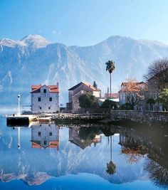 The ultimate Montenegro Itinerary for your travels. Use the Montenegro map to plan your road trip and discover this beauty beyond Kotor and Budva. Voyage Montenegro, Montenegro Travel, Tivat Montenegro, Amazing Destinations, Vacation Destinations, Vacation Spots, Travel Around The World, Around The Worlds, Les Balkans