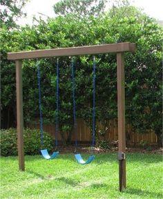 4x4 Pressure treated for swing? - by chetrog @ LumberJocks.com ~ woodworking community