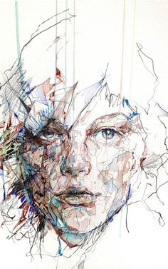 Carne Griffiths' Ethereal, Fluid Paintings | Hi-Fructose Magazine