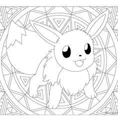 Pikachu Pokemon #025 | Coloring Pages | Pinterest ...