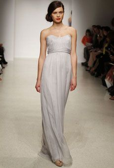 New Bridesmaid dress from Amsale