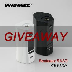 1) You must be 21 years or older to enter our giveaway2) Like our Facebook page, share our giveaway post and tag 5+ friends3) Follow us on Instagram (@wismec)4) Follow us on Twitter (@wismecglobal)5) Visit our webpage to learn more about Wismec