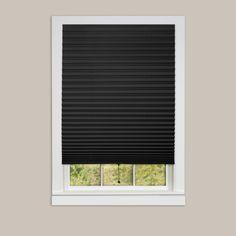 Achim 1-2-3 6-pack of Room Darkening Pleated Window Shades