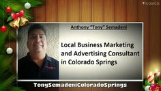 Tony Semadeni has been consulting with business owners over the past decade,helping them understand the complexities of business marketing and brand awareness in the Internet age.