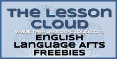 www.the-lesson-cloud.com ELA Freebies FREE LESSONS>>>>