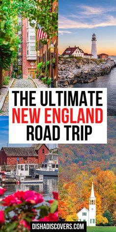 New England Road Trip Itinerary: 10 Days Exploring the Northeastern US | New England road trip | New England road trip fall | New England road trip itinerary | New England road trip summer | New England road trip map | best New England road trips | New England road trip winter | New England road trip spring | 10 day New England road trip | road trip in New England | road trip ideas in New England | New England road trip starting in Boston | #NewEnglandRoadTrip #NewEngland
