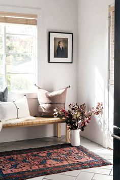 inside anne sage's thoughtful home.