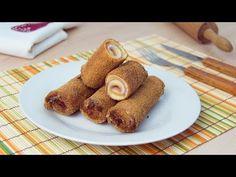 Flamenquines con Pan de Molde - YouTube