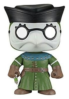 FunKo  POP Games Assassin's Creed Plague Doctor Action Figure