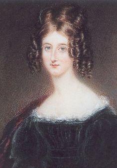 A Regency era lady.