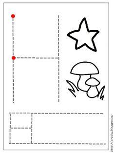 Pro Šíšu: Abeceda píšeme písmena Baby List, Montessori, Printables, Activities, Education, Books, Alphabet, Speech Language Therapy, Kids