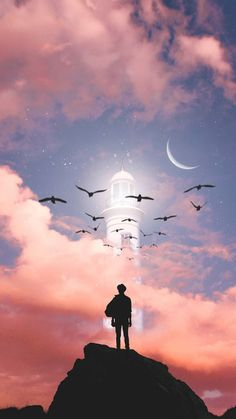 I Love Pictures,Enjoy My Beautiful World. Scenery Wallpaper, Galaxy Wallpaper, Wallpaper Backgrounds, Dark Photography, Amazing Photography, Love Pictures, Beautiful Pictures, Silhouette Art, Jolie Photo
