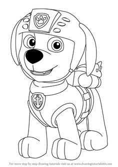 Paw Patrol Coloring Pages Movies And Tv Show Coloring Pages Paw