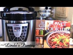 ~Power Pressure Cooker XL Canning Session With Linda's Pantry~ - YouTube