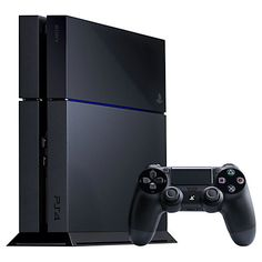Buy Sony PlayStation 4 Console, Ultimate Player Edition, 1TB, Black Online at johnlewis.com