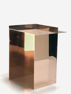 richard ostell, copper side table