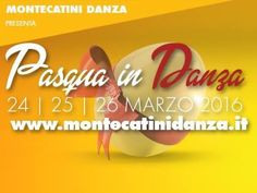 Un evento con l'eccellenza della danza! Per info www.montecatinidanza.it