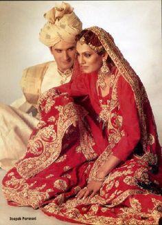Peshawri and Baloochi are two types of Sherwani. Pakistani Wedding Outfit.