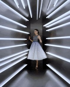Vogue Invited Met Gala Guests to Pose in Its Futuristic Tunnel Photo Booth - My Modern Met