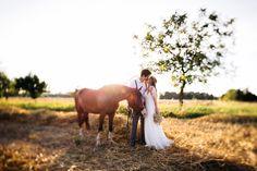 After Wedding Shooting mit Pferd und Boho Flair | Hochzeitsblog The Little Wedding Corner