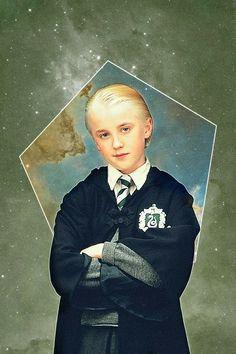 Draco Malfoy hot AF
