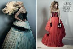 surrealism + fashion
