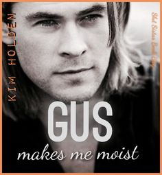 GUS by Kim Holden Art made by Katy.