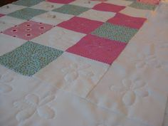 Dawn's Quilt Corner: Easy Free Motion Quilting