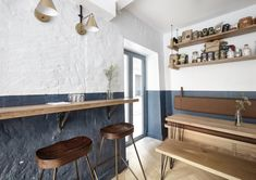 26 Grains restaurant by BLOCK 1: DESIGN, London – UK » Retail Design Blog
