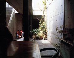 Ananas à Miami: Row House (Azuma House) 住吉の長屋 by Tadao Ando 安藤忠雄