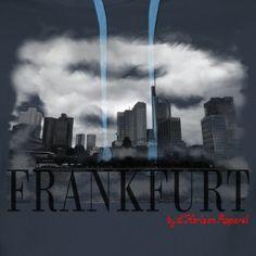 Frankfurt by L'Horizon Apparel - Männer Premium Hoodie