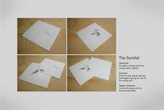 sundial business card